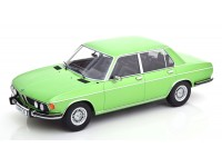 KK-SCALE 1/18 BMW 3.0 S E3 SERIE 2 VERDE CHIARO 1971 MODELLINO