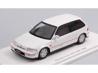 SPARK MODEL 1/43 HONDA CIVIC EF9 SiR 1990 WHITE MODEL
