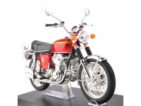 LCD MODELS 1/12 HONDA DREAM CB750 FOUR ROSSA MODELLINO