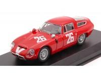 BEST MODEL 1/43 ALFA ROMEO TZ1 N.26 1000 KM MONZA 1965 MODELLINO