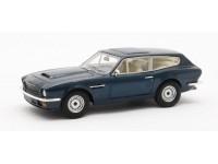 Matrix Scale Models 1/43 Aston Martin V8 Vantage Shooting Brake blu modellino