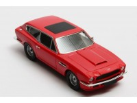 Matrix Scale Models 1/43 Aston Martin V8 Vantage Shooting Brake rossa modellino