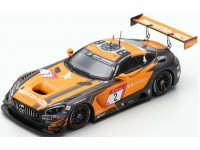 SPARK MODEL 1/43 MERCEDES-AMG GT3 N.2 POLE POSITION 24H NURBURGRING 2019 MODELLINO