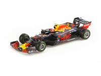 MINICHAMPS 1/43 ASTON MARTIN RED BULL RACING RB15 PIERRE GASLY GP GERMANIA 2019 MODELLINO