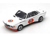 SPARK MODEL 1/18 BMW 3.0 CSL N.6 VITTORIA 4H MONZA 1973 MODELLINO