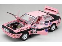 Sun Star 1/18 Audi Quattro A1 n.23 French Rallycrosss Championship 1987 modellino apribile