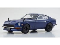 Kyosho 1/18 Nissan Fairlady Z-L S30 blu metallizzato modellino