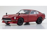 Kyosho 1/18 Nissan Fairlady Z-L S30 rosso metallizzato modellino