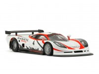 NSR 1/32 MOSLER MT900 R n.4 Panete Racing red AW KING 21 EVO3 EVO 5 TRIA slot car