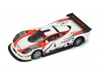 NSR 1/32 MOSLER MT900 R n.4 Panete Racing red AW KING 21 EVO3 modellino slot car