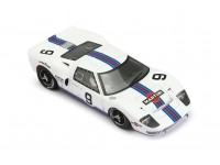 NSR 1/32 Ford GT40 MkI n.9 Martini Racing SW Shark EVO 21.5K slot car