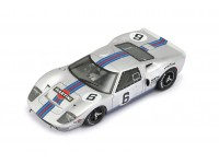 NSR 1/32 Ford GT40 MkI n.6 Martini Racing SW Shark EVO 21.5K slot car