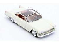 Matrix Scale Models 1/43 Cadillac Starlight Coupe Pininfarina bianca 1959 modellino