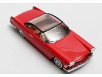 Matrix Scale Models 1/43 Cadillac Starlight Coupe Pininfarina rossa 1959 modellino