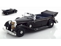 MODELCAR GROUP 1/18 MERCEDES 770 (W150) CONVERTIBLE NERA MODELLINO